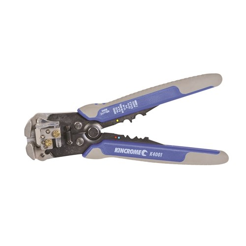 AUTOMATIC WIRE STRIPPER WITH CRIMPER 200MM (8) 1