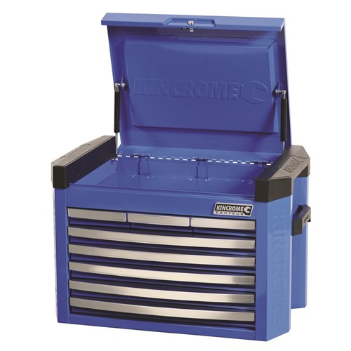 CONTOUR® TOOL CHEST 8 DRAWER ELECTRIC BLUE™ 1