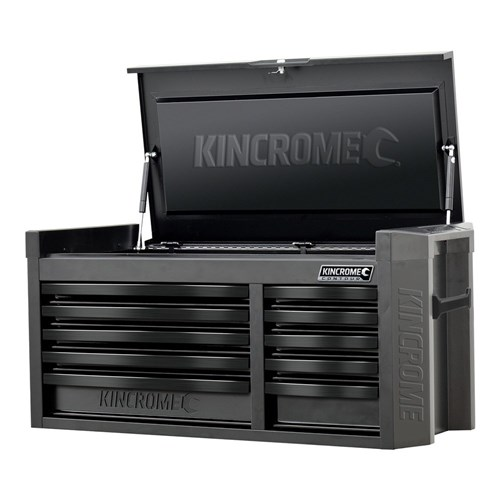 CONTOUR® WIDE TOOL CHEST 10 DRAWER BLACK SERIES 1