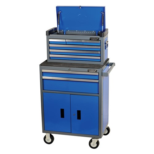 EVOLVE® CHEST & TROLLEY COMBO 8 DRAWER 1