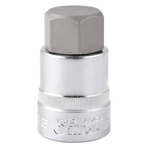 HEX BIT SOCKET 24MM 12 DRIVE 1