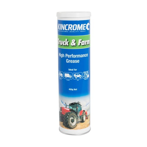 HIGH PERFORMANCE TRUCK & FARM GREASE CARTRIDGE 450G 1