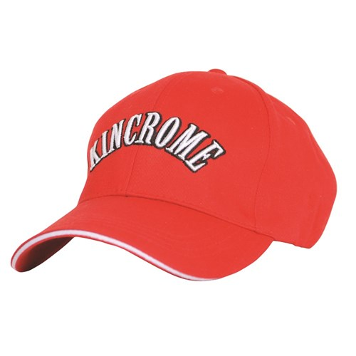 KINCROME CAP RED 1