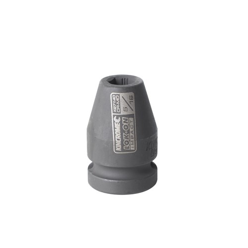LOK-ON™ IMPACT SOCKET 516 12 DRIVE 1