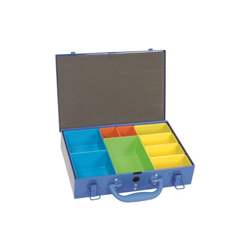MULTI-STORAGE CASE 9 COMPARTMENT 1