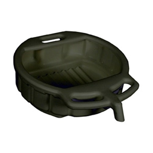 OIL DRAIN PAN 4.5 GALLON (17L) BLACK 1