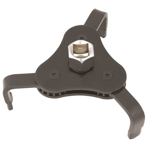 OIL FILTER WRENCH 2 WAY 3 JAW 1