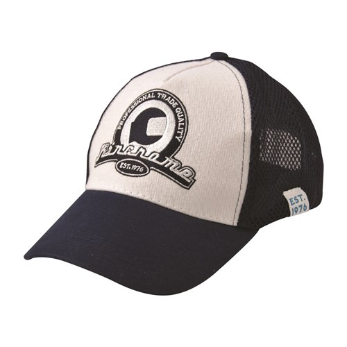 RETRO™ TRUCKER CAP (white) 1