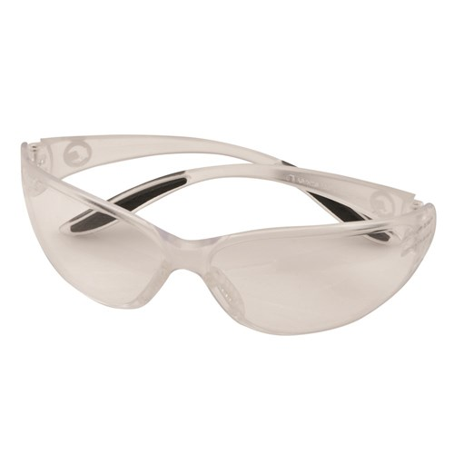SAFETY GLASSES CLEAR 1