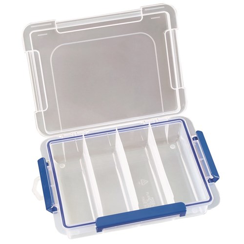 STORAGE CONTAINER 4 COMPARTMENTS 1