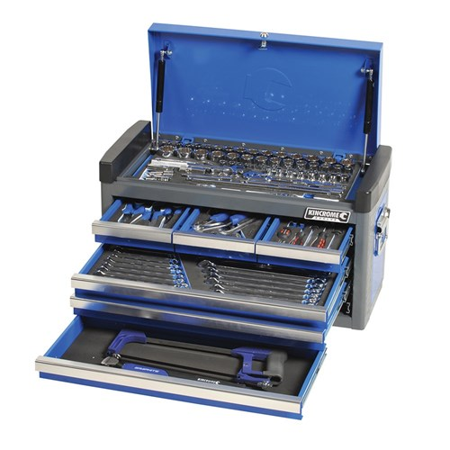 TOOLS ONLY - EVOLVE® TOOL CHEST 105 PIECE 14 & 12 DRIVE