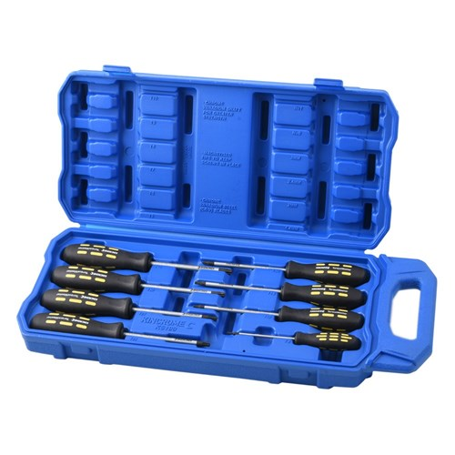 TORX® SCREWDRIVER SET TORQUEMASTER® 8 PIECE 1
