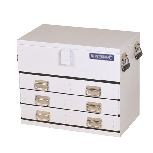 TRUCK BOX 3 DRAWER WHITE 1
