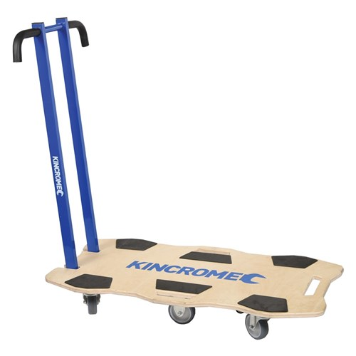 UTILITY CART WITH FOLDAWAY HANDLE 500KG 1