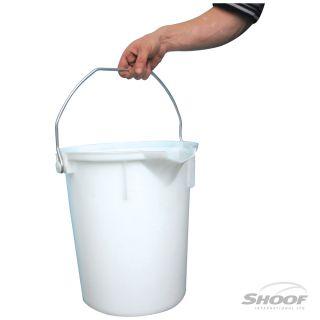 Bucket Plastic Fjord Heavy Duty 15L AU