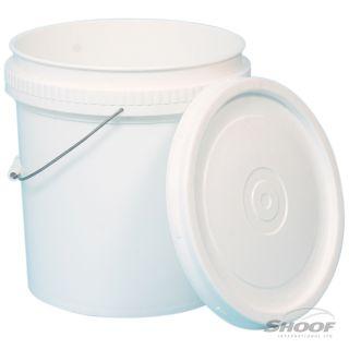 Bucket Plastic Heavy Duty 20L complete