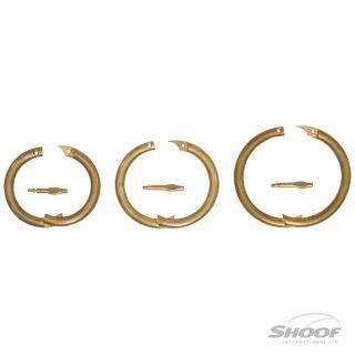Bull Ring Brass Farmhand Small