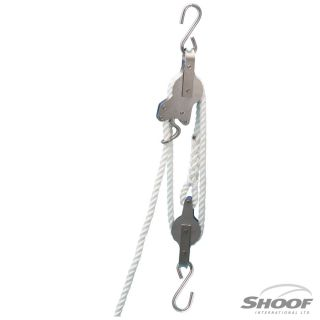 Fast-Lock Pulley Set cpt