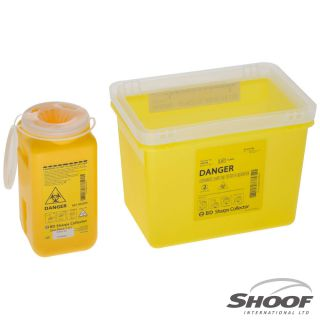 Sharps Container BD Large 7.6L
