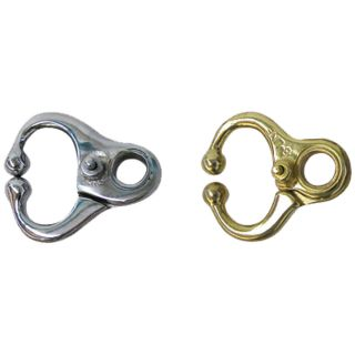 Show Lead Self Locking Brass