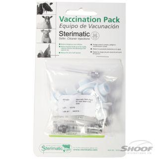 Sterimatic Stericaps 5-pkX