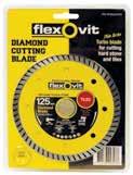 flexovit packaged Blades
