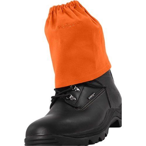 Cotton Orange Worksense Overboots