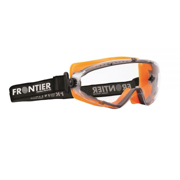 FRONTIER Clarity Goggle - Clear