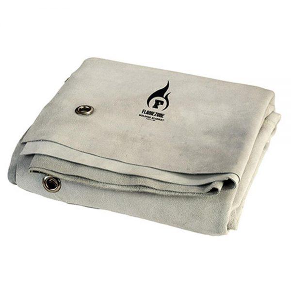 FRONTIER Flamezone Leather Blanket (1.8 x 1.8 mtr)