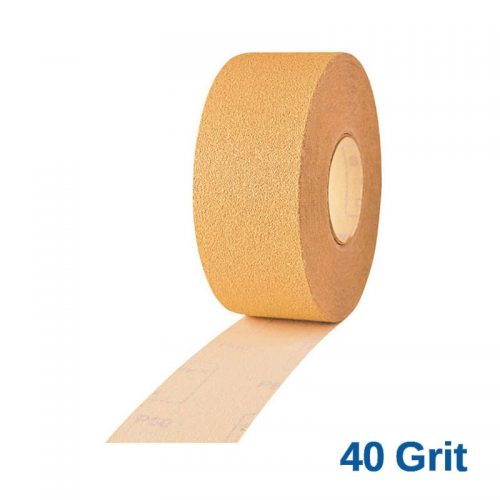 40 Grit Smirdex 820 Speed File Roll 71 x 25mt