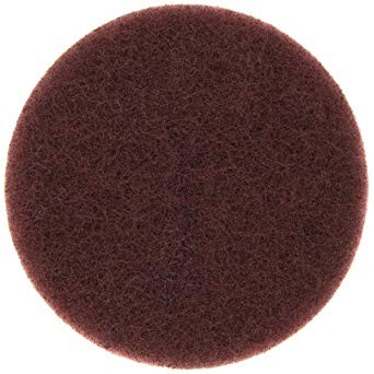 6 Smirdex Maroon Scotch Pad P320 - Pack of 10