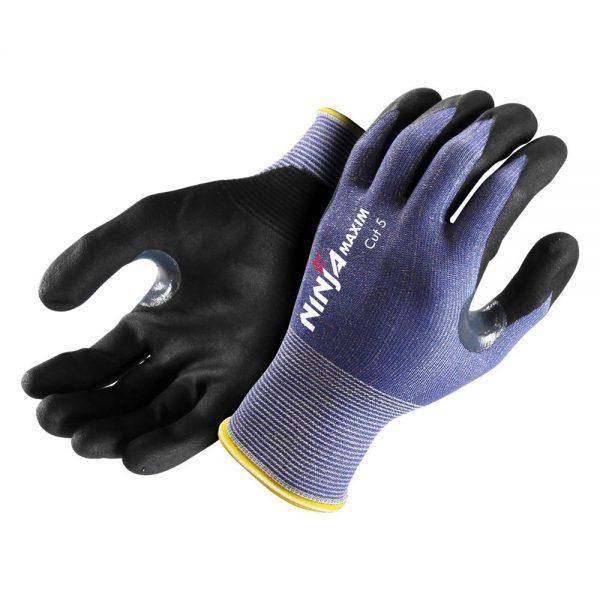 NIMAXIMC5BL Maxim Cut 5 Glove