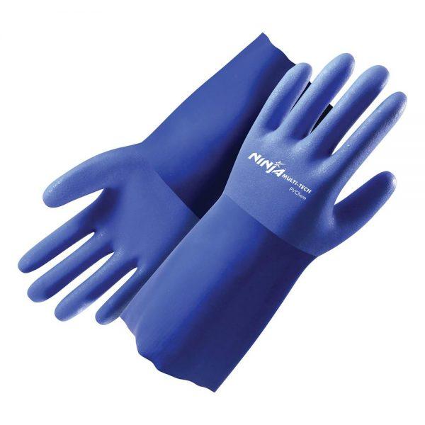 NIPVCHEMIBL Multi-Tech PVChem Gloves