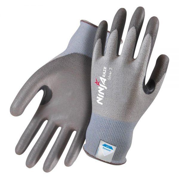 NISILVRC300 Silver Cut 3 Glove