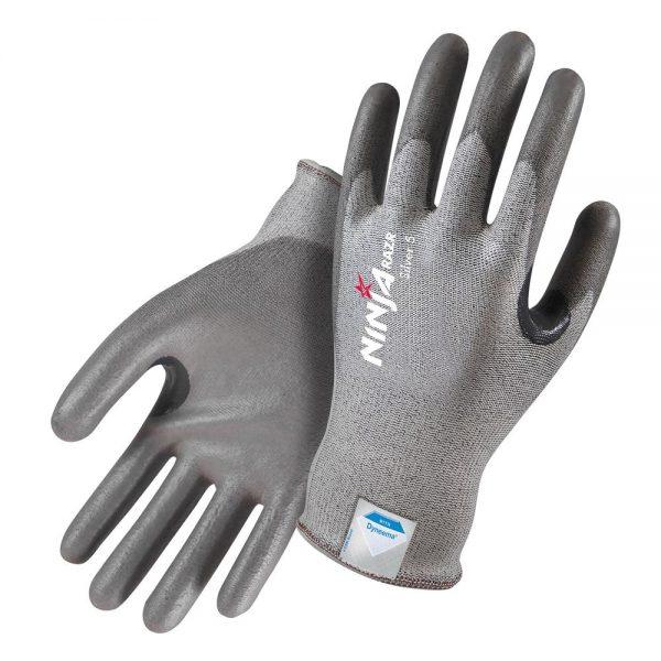 NISILVRC500 Silver Cut 5 Glove