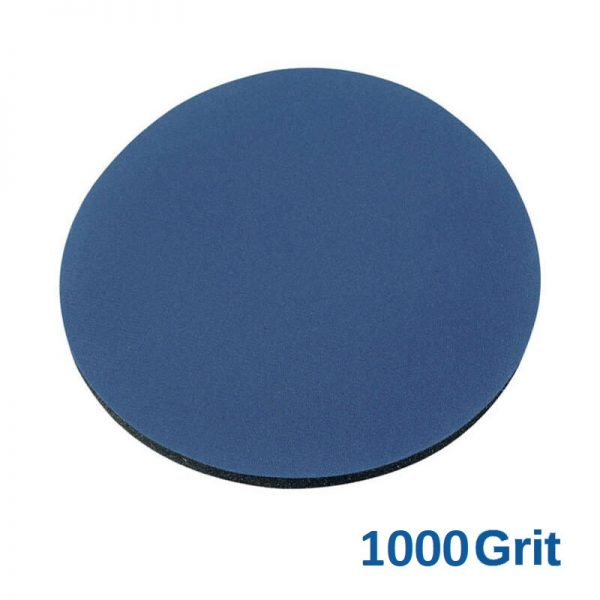 Smirdex 150mm P1000 Velcro Mat Disc Pack of 15