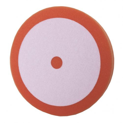 200 x 30mm Orange Foam Velcro Pad