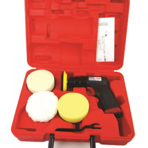 3 Mini Air Polisher Kit 2100 Rpm with Case