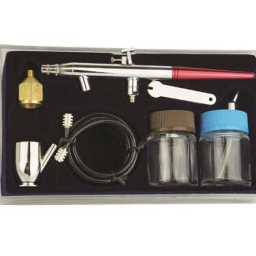Air Brush Kit 0.3mm Noz Ex-Jar