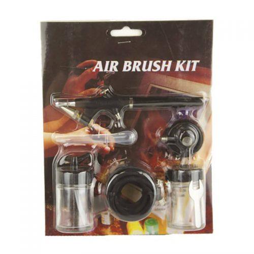 Air Brush Kit Blister Pack