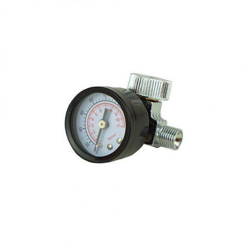 Air Regulator With Gauge 1-4