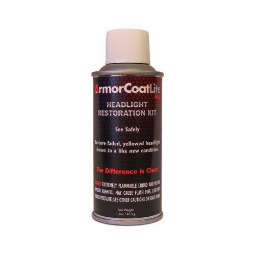Armour Coat Lite Aus Headlight Restorer