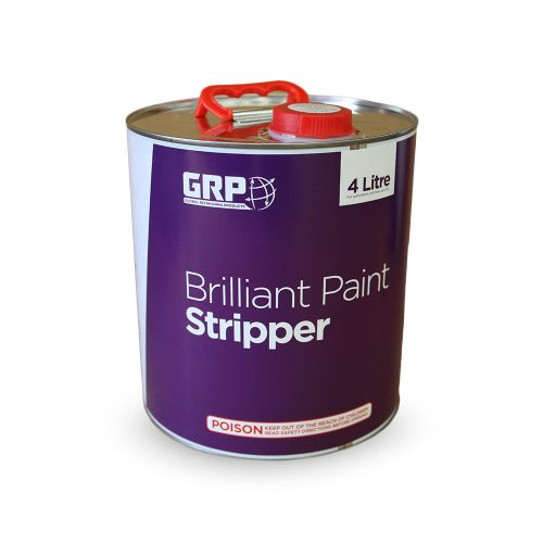 GRP Brilliant Paint Stripper 4Lt