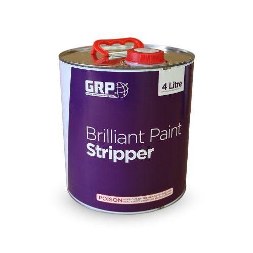 GRP Brilliant Paint Stripper 4Lt