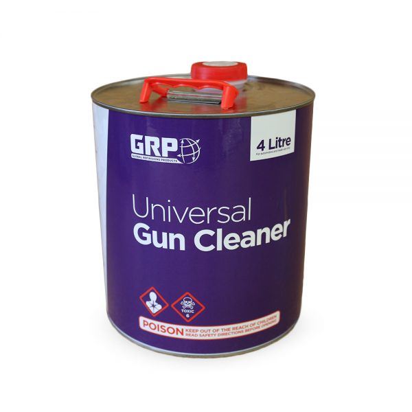 GRP Universal Gun Cleaner 4Lt