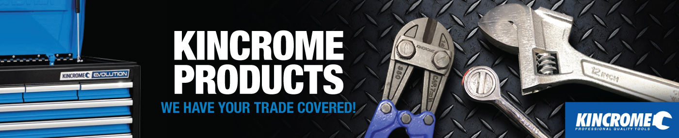 Buy Kincrome tools from Oz General Store