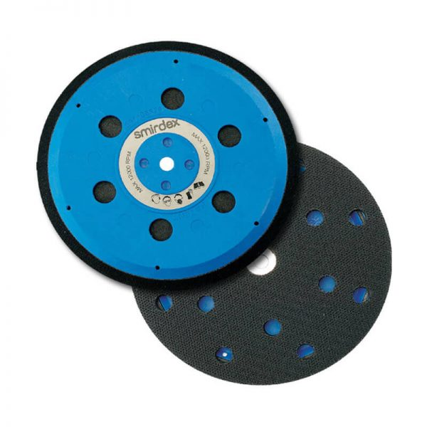 Smirdex Backing Pads Random Orbit 960 150mm