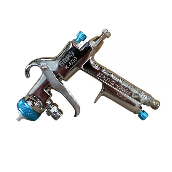 Suction Pressure Pot Spray Gun 1.1mm