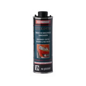 Troton Spray On Underbody Bitumen 1Lt