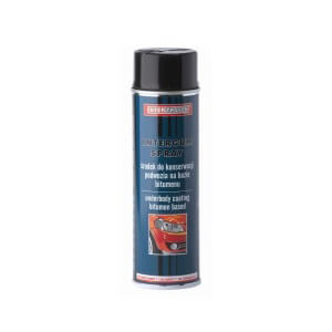 Troton Spray On Underbody Bitumen Aerosol 500ml